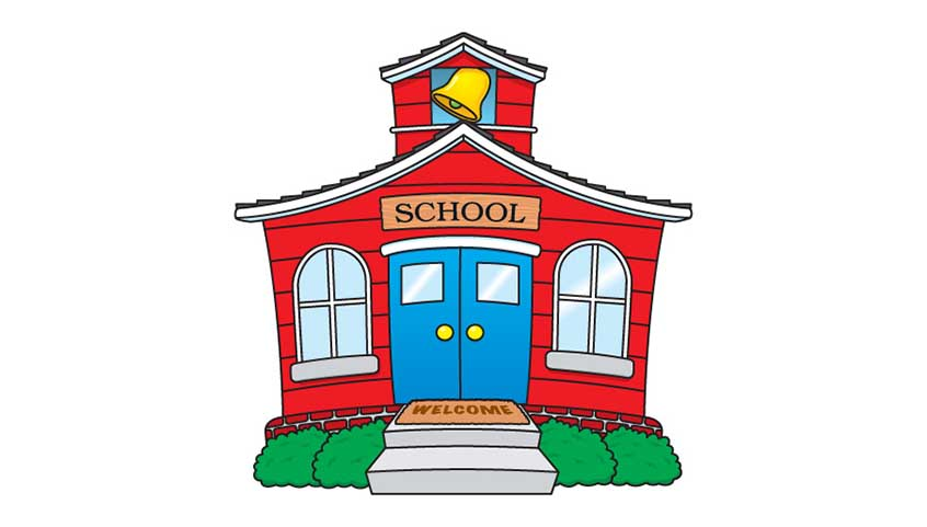 Free animated school clipart. Images in collection page
