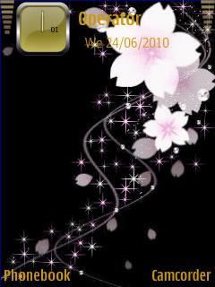Free animation flowers svg transparent library Download free animated flowers themes for your mobile phone - by ... svg transparent library