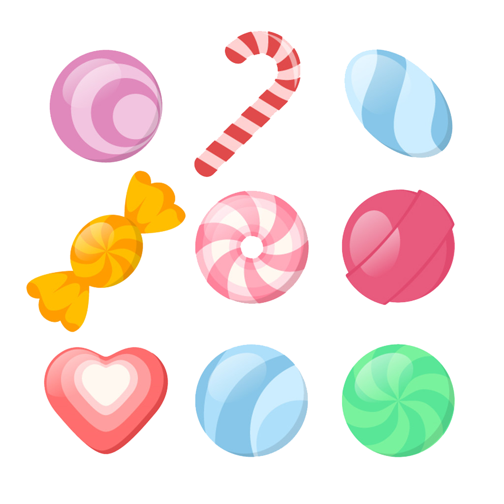 Free apple and candy clipart clip free Cotton candy Candy cane Lollipop Candy apple - Cartoon candy 1024 ... clip free