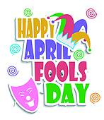 Free april fools clipart