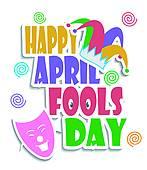 Free april fools clipart svg free download April Fools Day Clip Art - Royalty Free - GoGraph svg free download