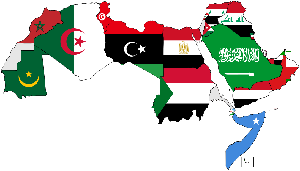 Free arabic clip art jpg library library The Case of Arab Integration: Learning From EU - Political Periscope jpg library library