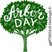 Free arbor day clipart clipart library stock Arbor Day Clip Art - Royalty Free - GoGraph clipart library stock