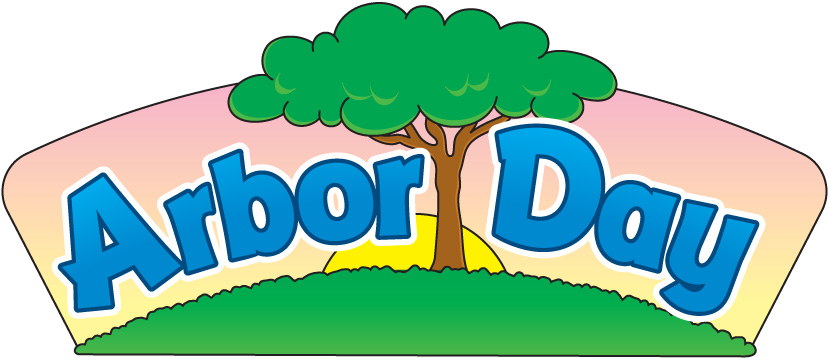Free arbor day clipart jpg black and white library You\'re invited – Arbor Day – Free tree saplings | Lakeland Currents jpg black and white library
