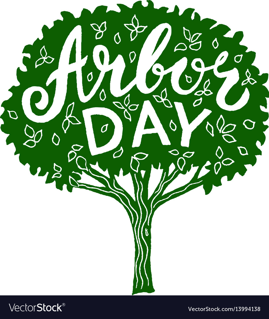 Free arbor day clipart png royalty free Arbor day vector image png royalty free