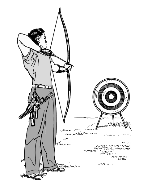 Free archery clipart images svg free Free Archery Cliparts, Download Free Clip Art, Free Clip Art on ... svg free