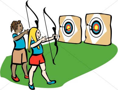 Free archery clipart images banner library library Archery Cliparts   Free download best Archery Cliparts on ClipArtMag.com banner library library