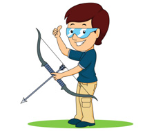 Free archery clipart images graphic free stock Free Archery Cliparts, Download Free Clip Art, Free Clip Art on ... graphic free stock