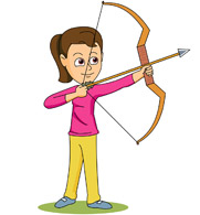 Free archery clipart images png royalty free stock Free Archery Cliparts, Download Free Clip Art, Free Clip Art on ... png royalty free stock