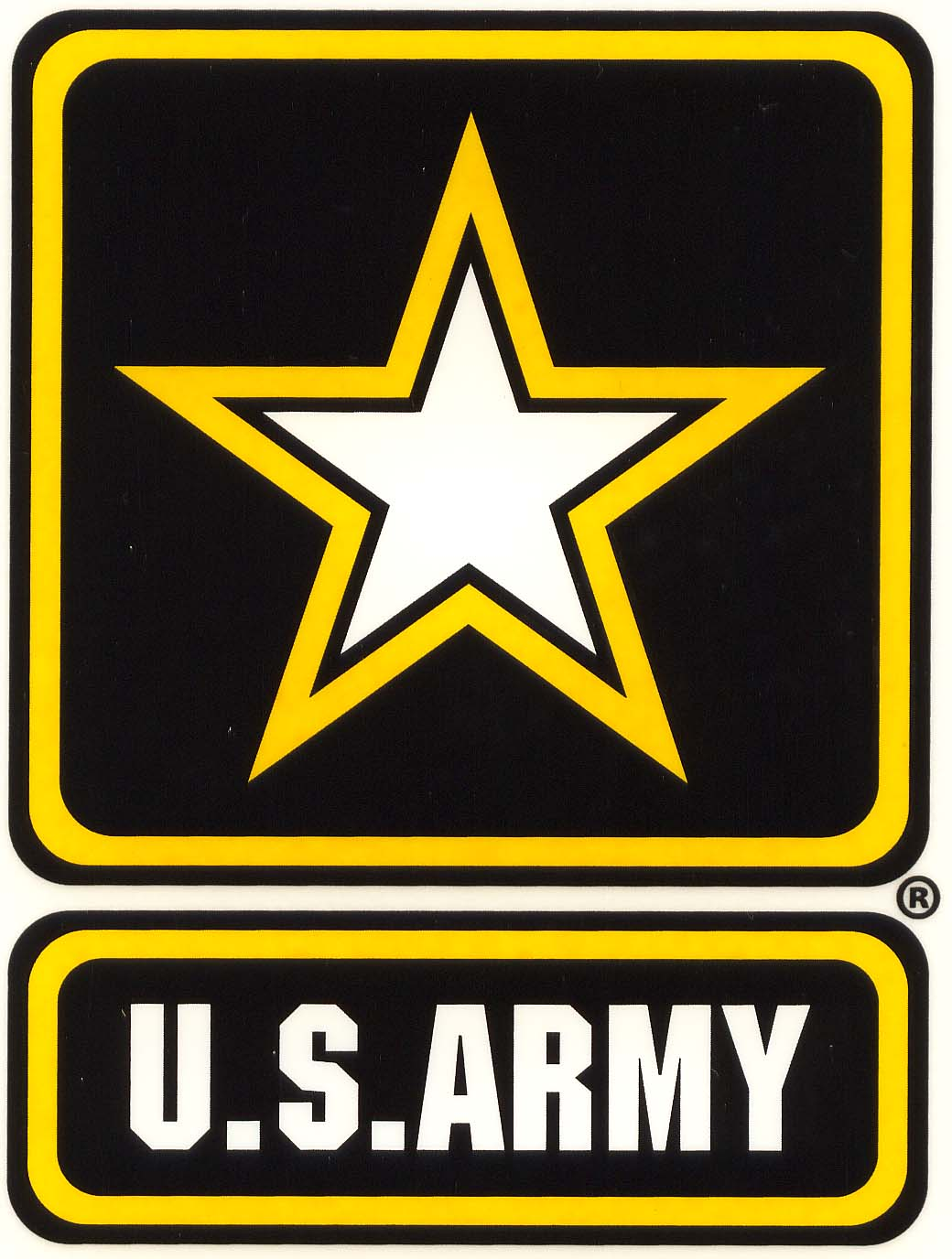 Us army logo clipart graphic black and white download Military clip art free army clipart clipartix - Cliparting.com graphic black and white download