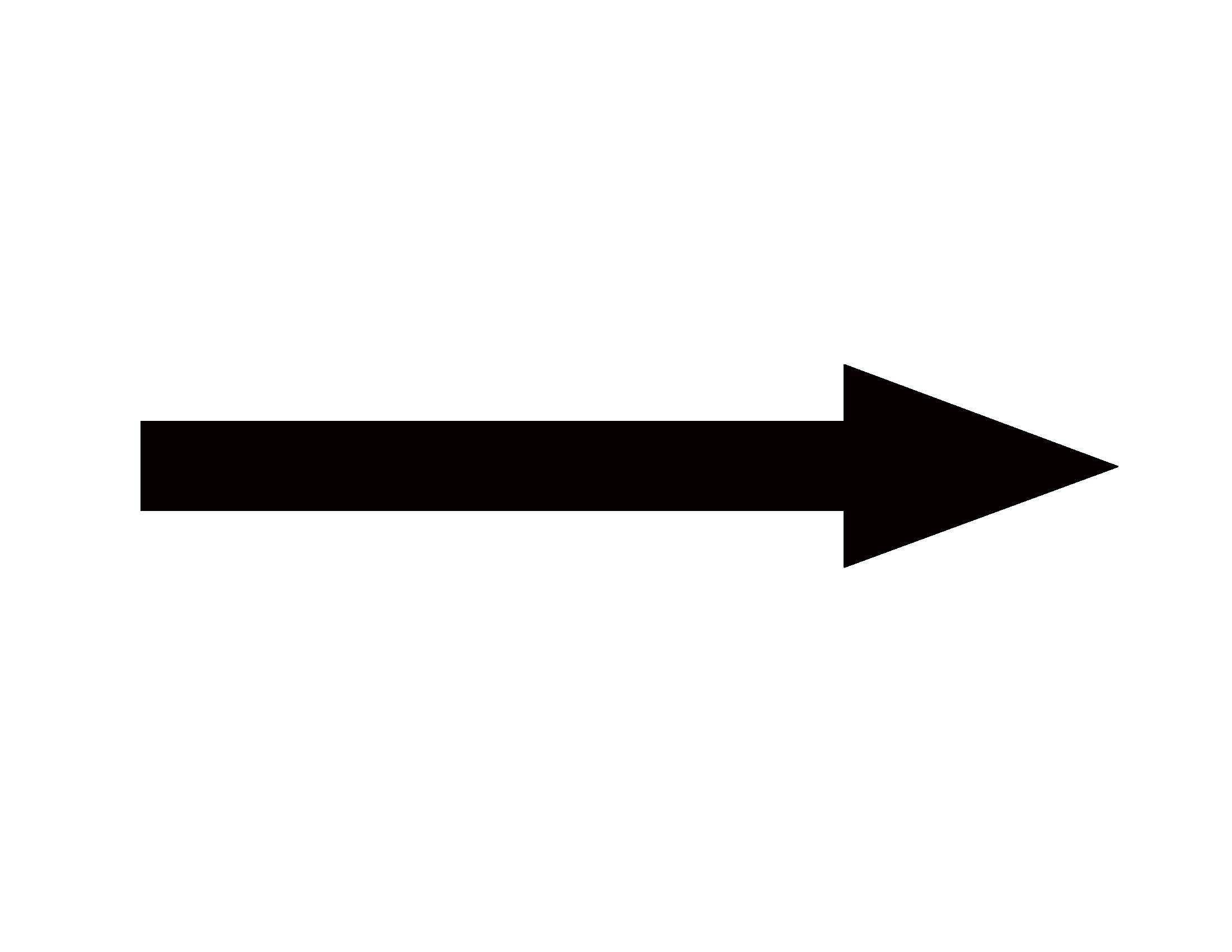 Free arrow clipart no background. Portal