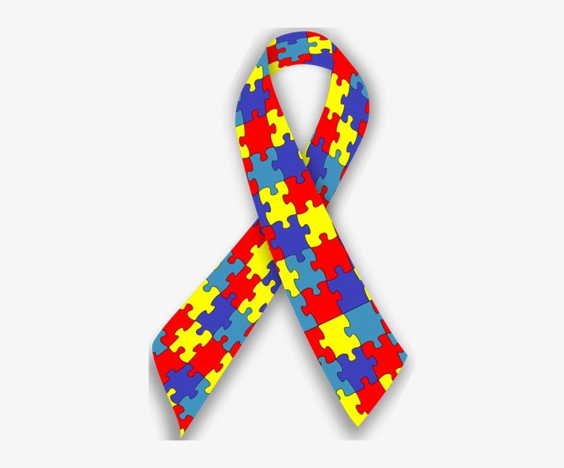 Free autism awareness ribbon clipart image transparent download Autism Awareness Ribbon Clipart - Autism Spectrum Disorder Ribbon ... image transparent download