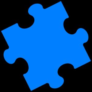 Free autism puzzle piece clipart vector stock Blue Puzzle Piece clip art | Puzzle Ideas | Autism puzzle piece ... vector stock