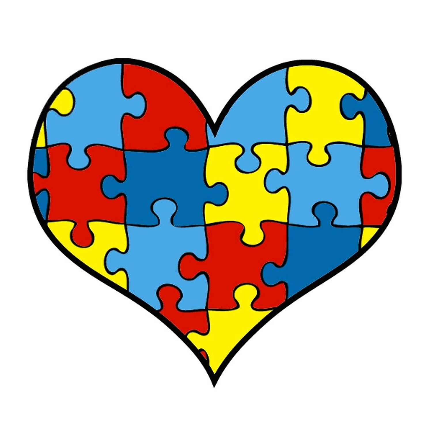 Free autism puzzle piece clipart. Download clip art on