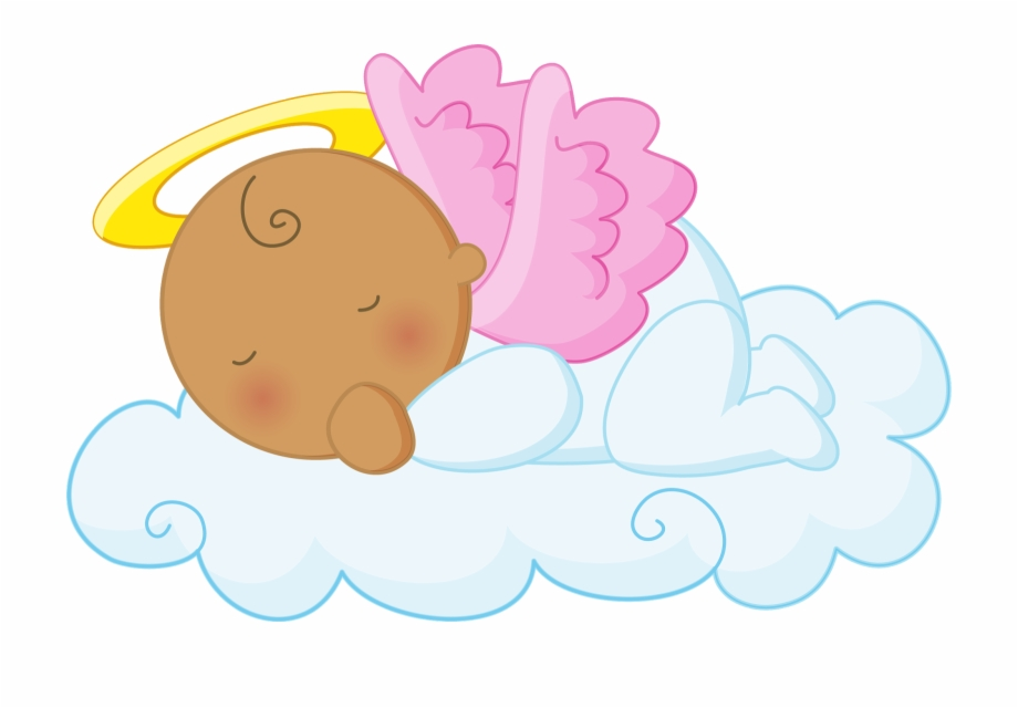 Free baby dedication clipart. Angel first holy communion