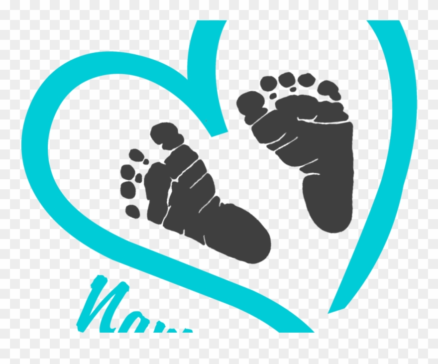 Free baby foot print clipart picture transparent Free Baby Winsome Ideas - Heart With Baby Footprints Clipart ... picture transparent