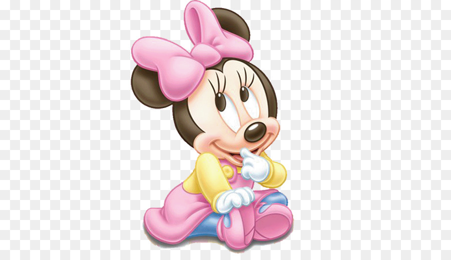 Party birthday transparent png. Free baby minnie mouse clipart