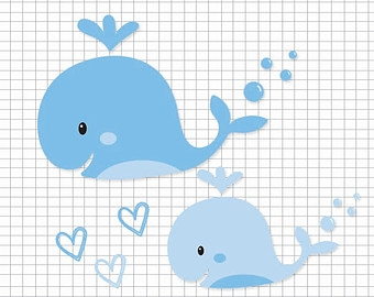 Gclipart com . Free baby whale clipart