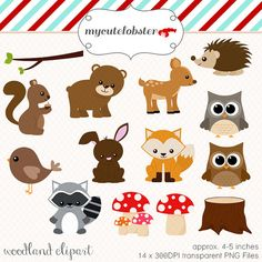 Free baby woodland animal clipart clip free download Free Woodland Cliparts, Download Free Clip Art, Free Clip Art on ... clip free download