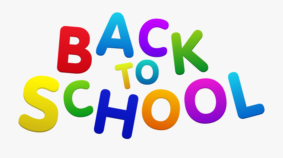 Free back to school clipart images jpg library library Back To School Clipart - Back To School Sign Png #15793 - Free ... jpg library library