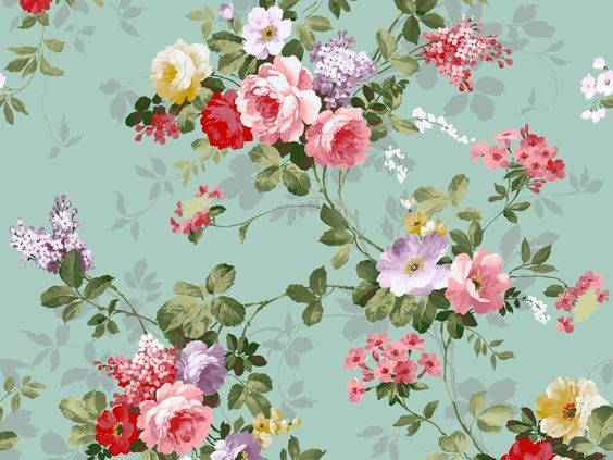 Free background images of flowers banner freeuse stock Vintage Floral Background Free Download #84023 Wallpaper Download ... banner freeuse stock
