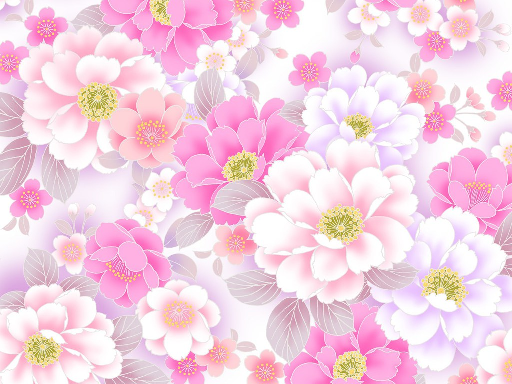 Free background pictures of flowers graphic free Backgrounds Flowers - WallpaperSafari graphic free