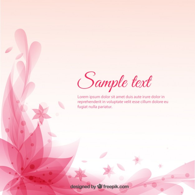Free background pictures of flowers png royalty free library Floral pink background Vector | Free Download png royalty free library