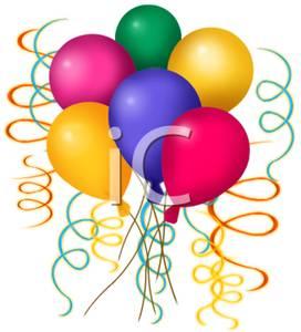 Free balloons clipart svg Free Birthday Balloon Clip Art | Clipart Panda - Free Clipart Images svg