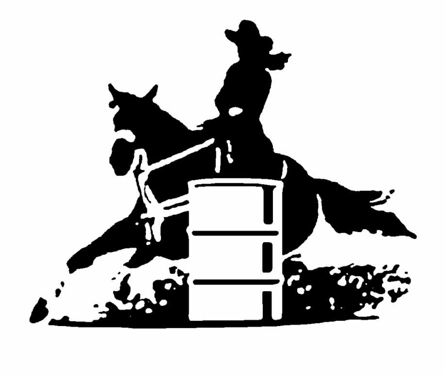 Free barrel racing clipart png black and white library Banner Barrel Group Spring Series - Barrel Racing Clipart ... png black and white library