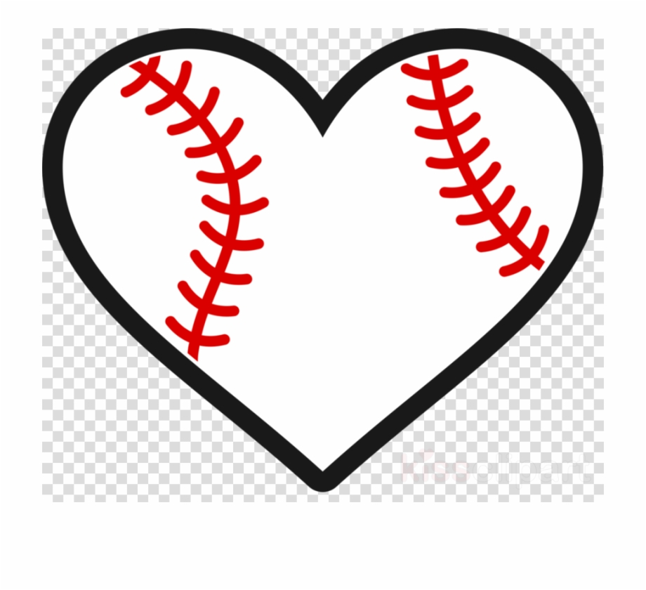 Free baseball heart clipart svg transparent download Baseball Heart Png Clipart Softball Baseball Heart - Baseball Heart ... svg transparent download