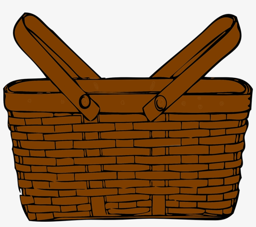 Free basket clipart. Royalty stock circular on
