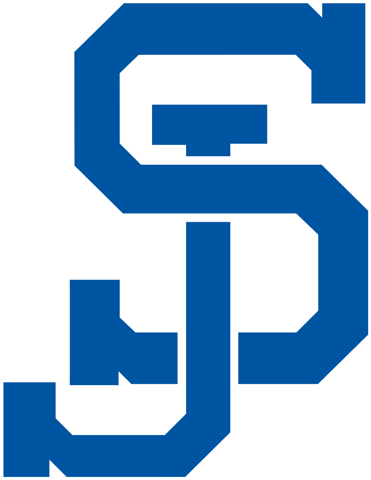 Free basketball clipart blue spartan clipart royalty free library San Jose State Spartans baseball - Wikipedia clipart royalty free library