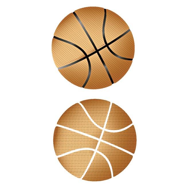 Free basketball vector clipart clip royalty free stock BASKETBALL FREE VECTOR IMAGE - Free vector image in AI and EPS format. clip royalty free stock