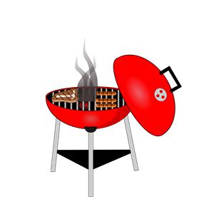 Free bbq grill clipart clip art free download Red BBQ Grill clipart, cliparts of Red BBQ Grill free download (wmf ... clip art free download