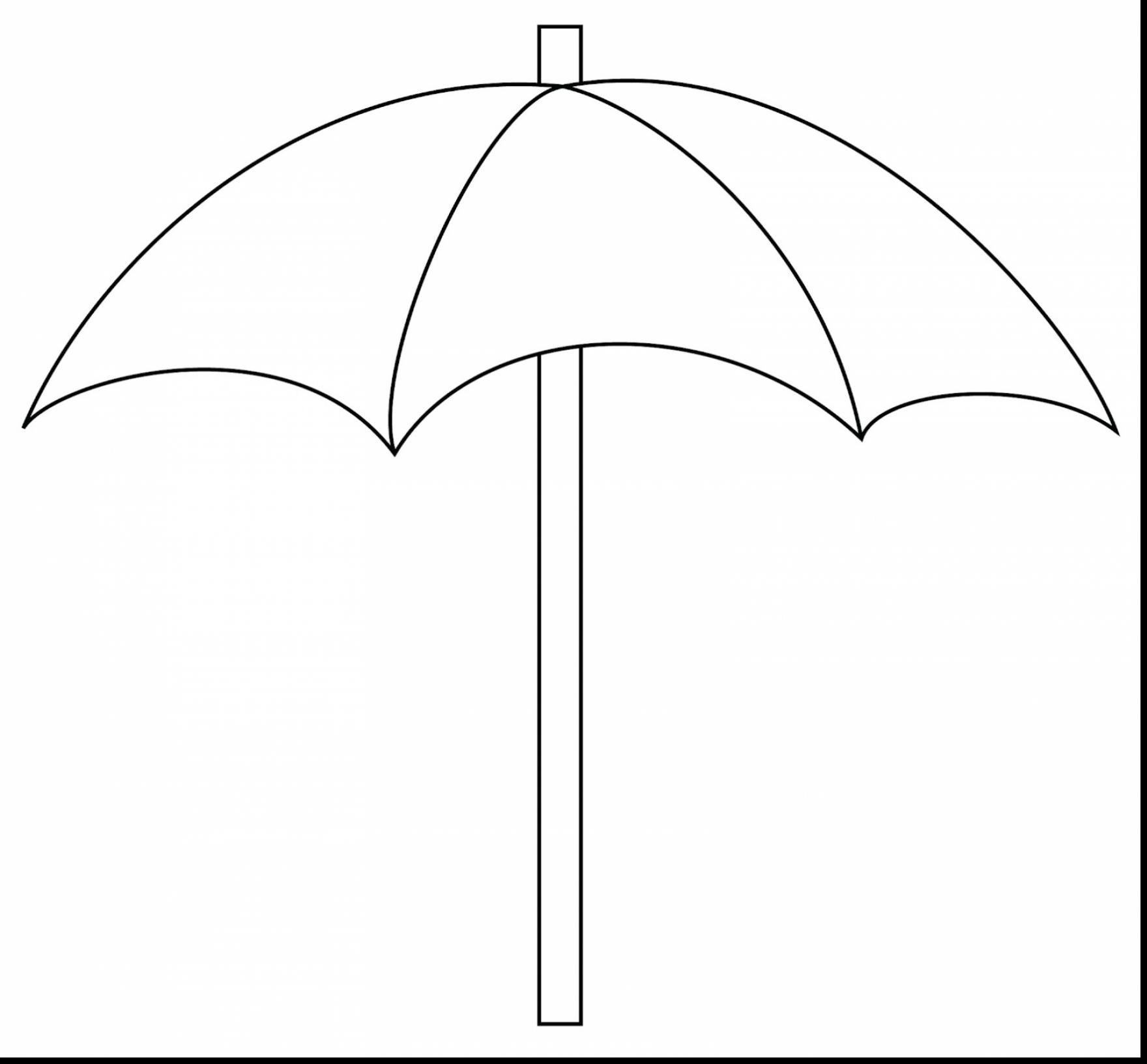 Free beach umbrella black and white clipart jpg. Drawing at paintingvalley com