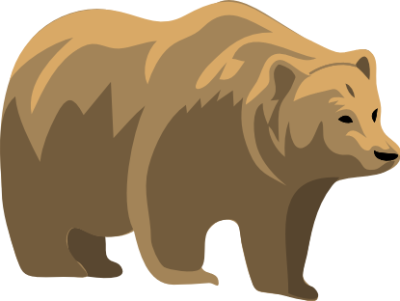 Grizzly doodles pictures . Free bear clipart images