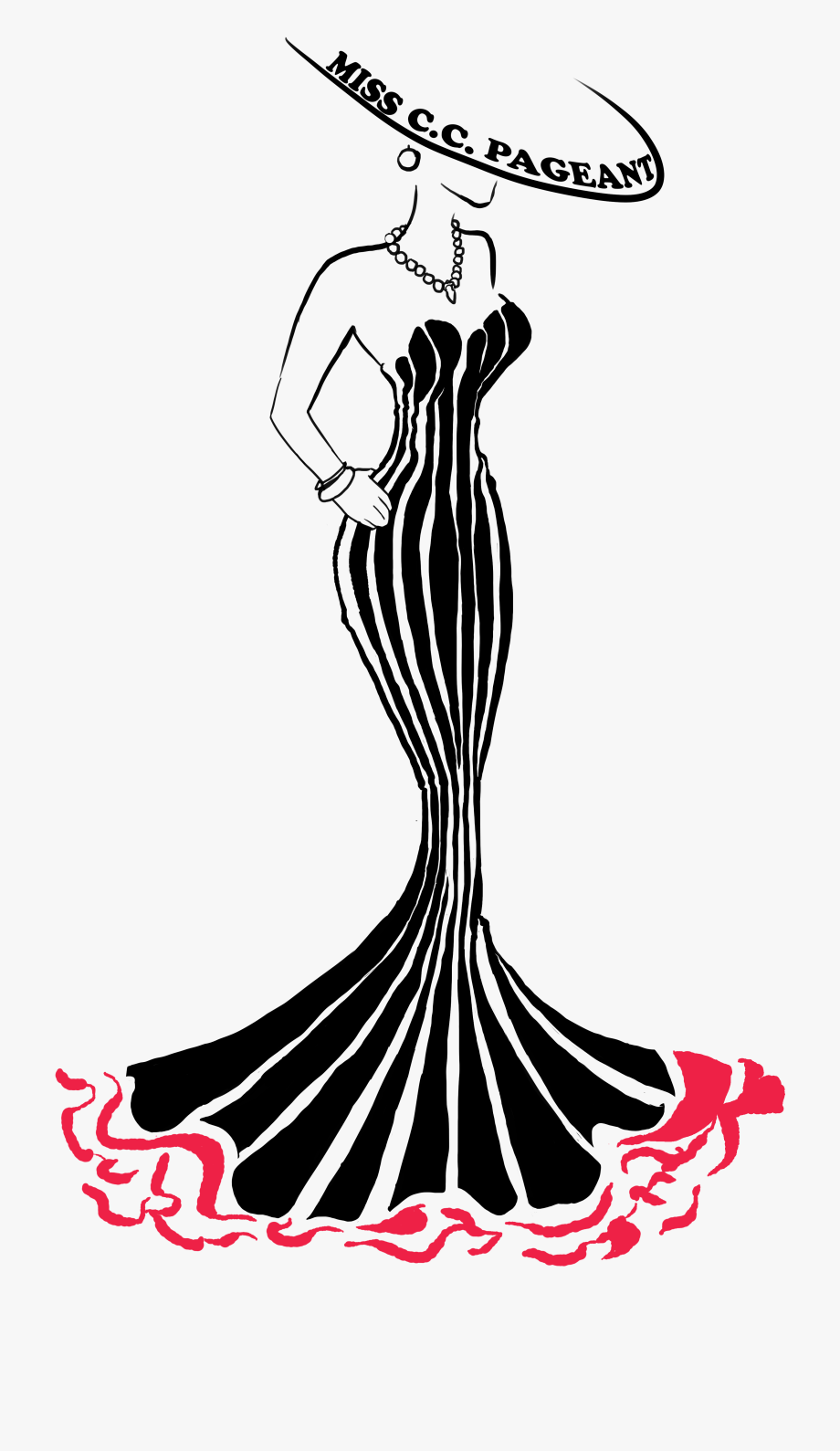 Free beauty pageant clipart svg stock The Gallery For > Beauty Pageant Logo Png - Silhouette Miss Universe ... svg stock