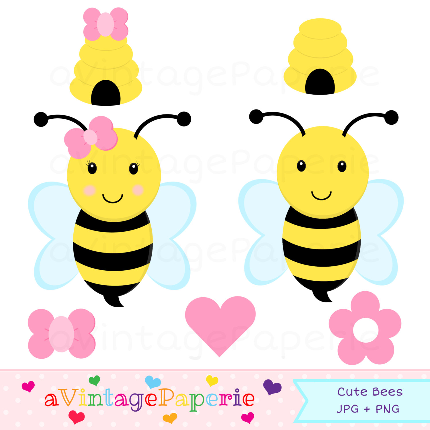 Free bee clipart for commercial use image free stock Free bee clipart for commercial use - ClipartFest image free stock