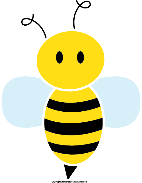 Free bee clipart for commercial use graphic free download Free Bee Clipart graphic free download