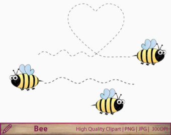 Free bee clipart for commercial use banner library Free bee clipart for commercial use - ClipartFest banner library