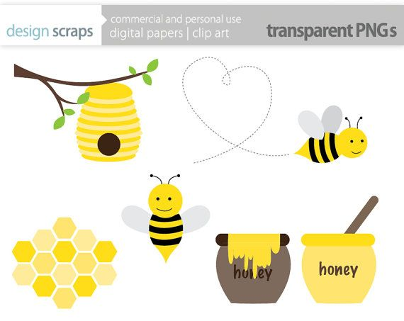Free bee clipart for commercial use clip royalty free download 17 Best images about bee on Pinterest | Circles, Clip art and ... clip royalty free download