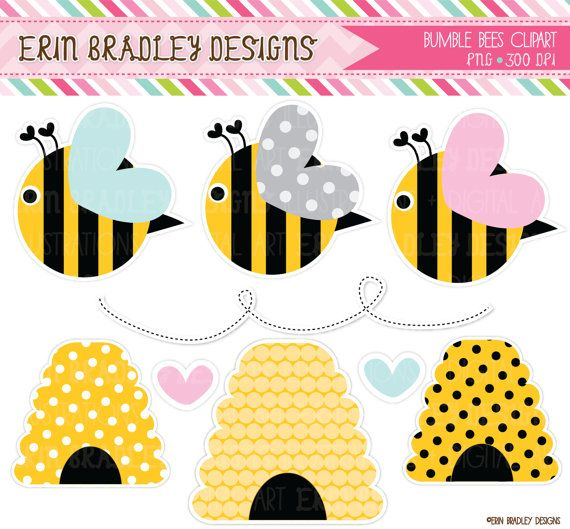 Free bee clipart for commercial use clipart black and white library 1000+ ideas about Bee Clipart on Pinterest | Bees, Cute bee and ... clipart black and white library