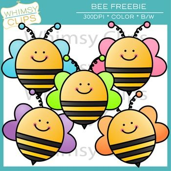 Free bee clipart for commercial use clip royalty free Free bee clipart for commercial use - ClipartFest clip royalty free