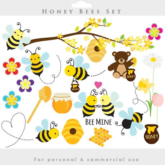 Free bee clipart for commercial use vector royalty free download Free bee clipart for commercial use - ClipartFest vector royalty free download