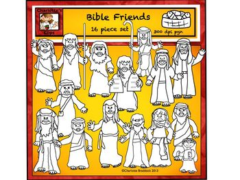 Free bible character clipart jpg Bible clipart characters - ClipartFest jpg