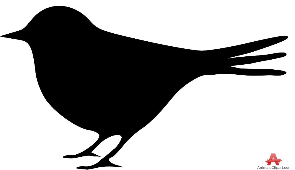 Free bird silhouette clipart svg transparent Clipart Bird Silhouette at GetDrawings.com | Free for personal use ... svg transparent