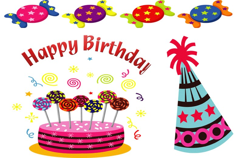 Free birthday animated clipart picture Free Happy Birthday Clipart & Happy Birthday Clip Art Images ... picture