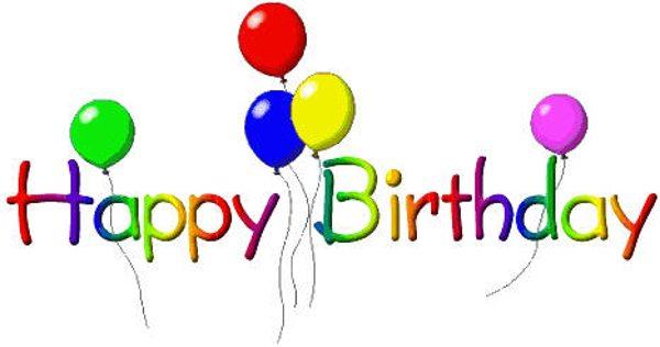 Free birthday animated clipart jpg freeuse stock Birthday clip art free - ClipartFest jpg freeuse stock