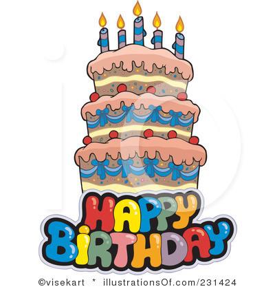Free birthday cake clip art jpg transparent library Free Birthday Cake Clip Art | Clipart Panda - Free Clipart Images jpg transparent library