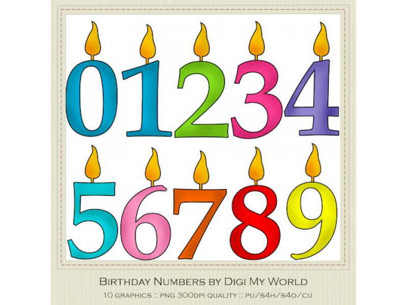 Free birthday candle clipart vector freeuse Free clipart birthday candles - ClipartFest vector freeuse